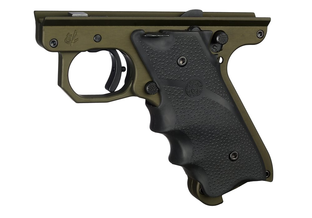 VC Target Frame, Target 22 Style, OD Green Frame, Hogue Grips ...