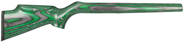 679 green laminated sporter stock